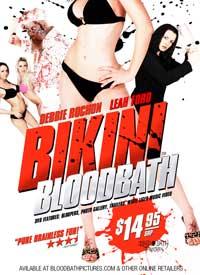 Bikini Bloodbath - 11 x 17 Movie Poster - Style B
