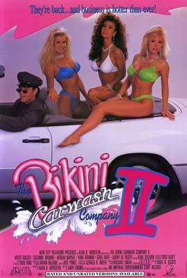 The Bikini Car Wash Company 2 - 11 x 17 Movie Poster - Style A