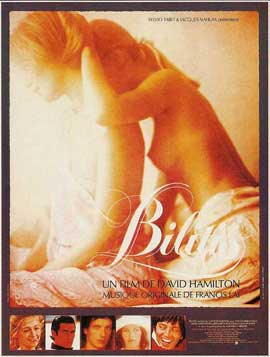 Bilitis - 11 x 17 Movie Poster - French Style A