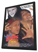 Bill & Ted's Bogus Journey - 11 x 17 Movie Poster - Style A - in Deluxe Wood Frame