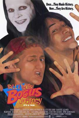 Bill & Ted's Bogus Journey - 27 x 40 Movie Poster - Style A