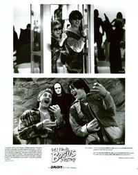 Bill & Ted's Bogus Journey - 8 x 10 B&W Photo #2