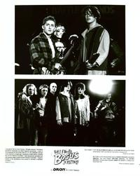 Bill & Ted's Bogus Journey - 8 x 10 B&W Photo #3