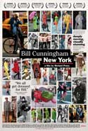 Bill Cunningham New York - 11 x 17 Movie Poster - Style A