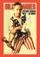 Bill Maher: Victory Begins at Home - 11 x 17 Movie Poster - Style A