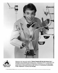 Bill Nye the Science Guy - 8 x 10 B&W Photo #1