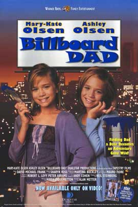Billboard Dad - 11 x 17 Movie Poster - Style A