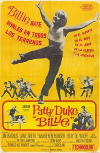 Billie - 11 x 17 Movie Poster - Spanish Style A