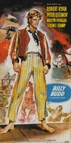 Billy Budd - 11 x 17 Movie Poster - French Style A