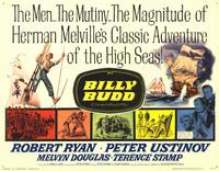 Billy Budd - 11 x 14 Movie Poster - Style A
