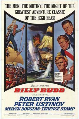 Billy Budd - 27 x 40 Movie Poster - Style A