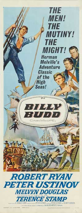 Billy Budd - 14 x 36 Movie Poster - Insert Style A