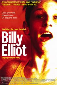 Billy Elliot - 11 x 17 Poster - Foreign - Style A