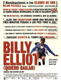 Billy Elliot - 27 x 40 Movie Poster - Spanish Style A