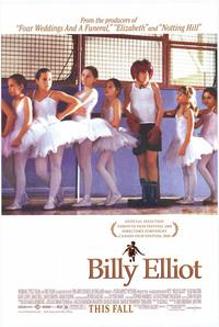 Billy Elliot - 43 x 62 Movie Poster - Bus Shelter Style A