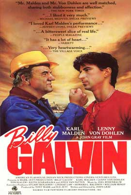 Billy Galvin - 27 x 40 Movie Poster - Style B