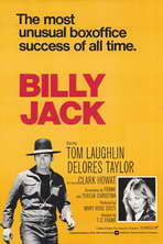 Billy Jack - 11 x 17 Movie Poster - Style C