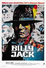 Billy Jack - 27 x 40 Movie Poster - Style A