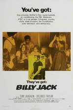 Billy Jack - 27 x 40 Movie Poster - Style D