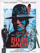 Billy Jack - 11 x 17 Movie Poster - Canadian Style A