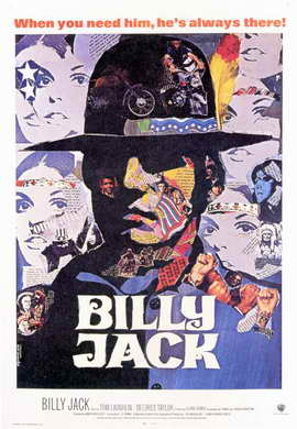 Billy Jack - 11 x 17 Movie Poster - Style A