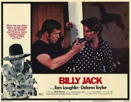 Billy Jack - 11 x 14 Movie Poster - Style C