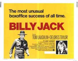 Billy Jack - 11 x 14 Movie Poster - Style E