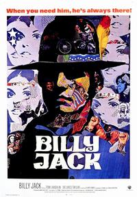 Billy Jack - 43 x 62 Movie Poster - Bus Shelter Style A