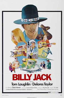 Billy Jack - 27 x 40 Movie Poster - Style C