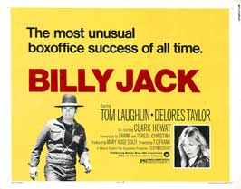 Billy Jack - 30 x 40 Movie Poster UK - Style A