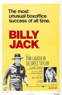 Billy Jack - 27 x 40 Movie Poster - Style E