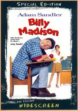 Billy Madison - 27 x 40 Movie Poster - Style B