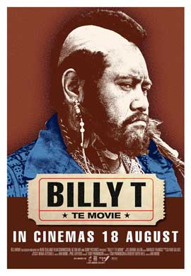 Billy T: Te Movie - 43 x 62 Movie Poster - Bus Shelter Style A
