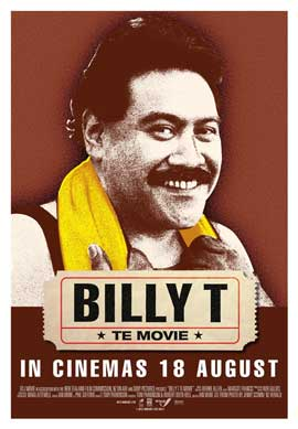 Billy T: Te Movie - 43 x 62 Movie Poster - Bus Shelter Style B