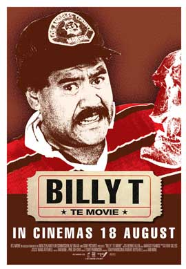 Billy T: Te Movie - 43 x 62 Movie Poster - Bus Shelter Style C