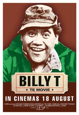Billy T: Te Movie - 43 x 62 Movie Poster - Bus Shelter Style D