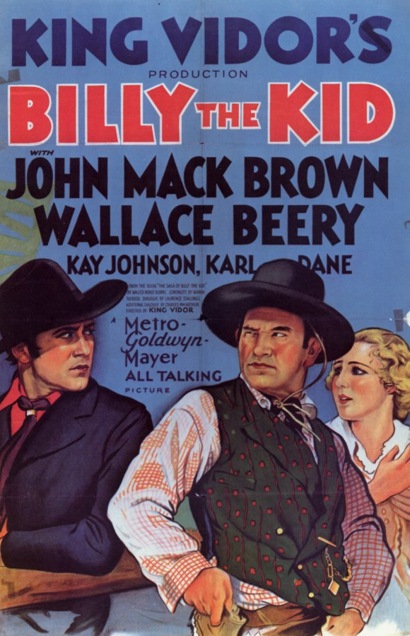 billy the kid movie. Billy the Kid - 11 x 17 Movie