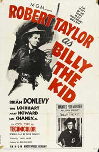 Billy the Kid - 43 x 62 Movie Poster - Bus Shelter Style A