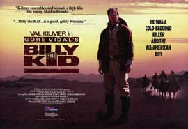 Billy the Kid - 11 x 17 Movie Poster - Style A