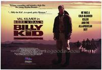 Billy the Kid - 27 x 40 Movie Poster - Style A