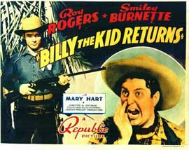 Billy the Kid Returns - 11 x 14 Movie Poster - Style A