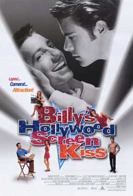 Billy's Hollywood Screen Kiss - 11 x 17 Movie Poster - Style A