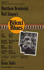 Biloxi Blues (Broadway) - 11 x 17 Poster - Style A