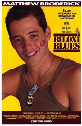 Biloxi Blues - 11 x 17 Movie Poster - Style A