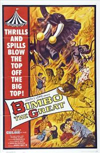 Bimbo the Great - 43 x 62 Movie Poster - Bus Shelter Style A