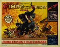 Bimbo the Great - 22 x 28 Movie Poster - Half Sheet Style A