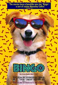 Bingo - 11 x 17 Movie Poster - Style A