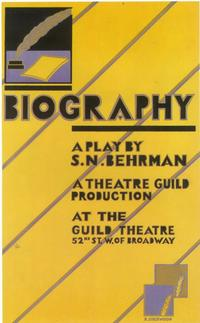 Biography (Broadway) - 11 x 17 Poster - Style A