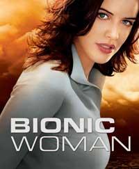 Bionic Woman (TV) - 27 x 40 TV Poster - Style B