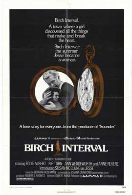The Birch Interval - 11 x 17 Movie Poster - Style A